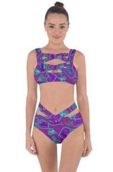Bandaged Up Bikini Set. I love ME.